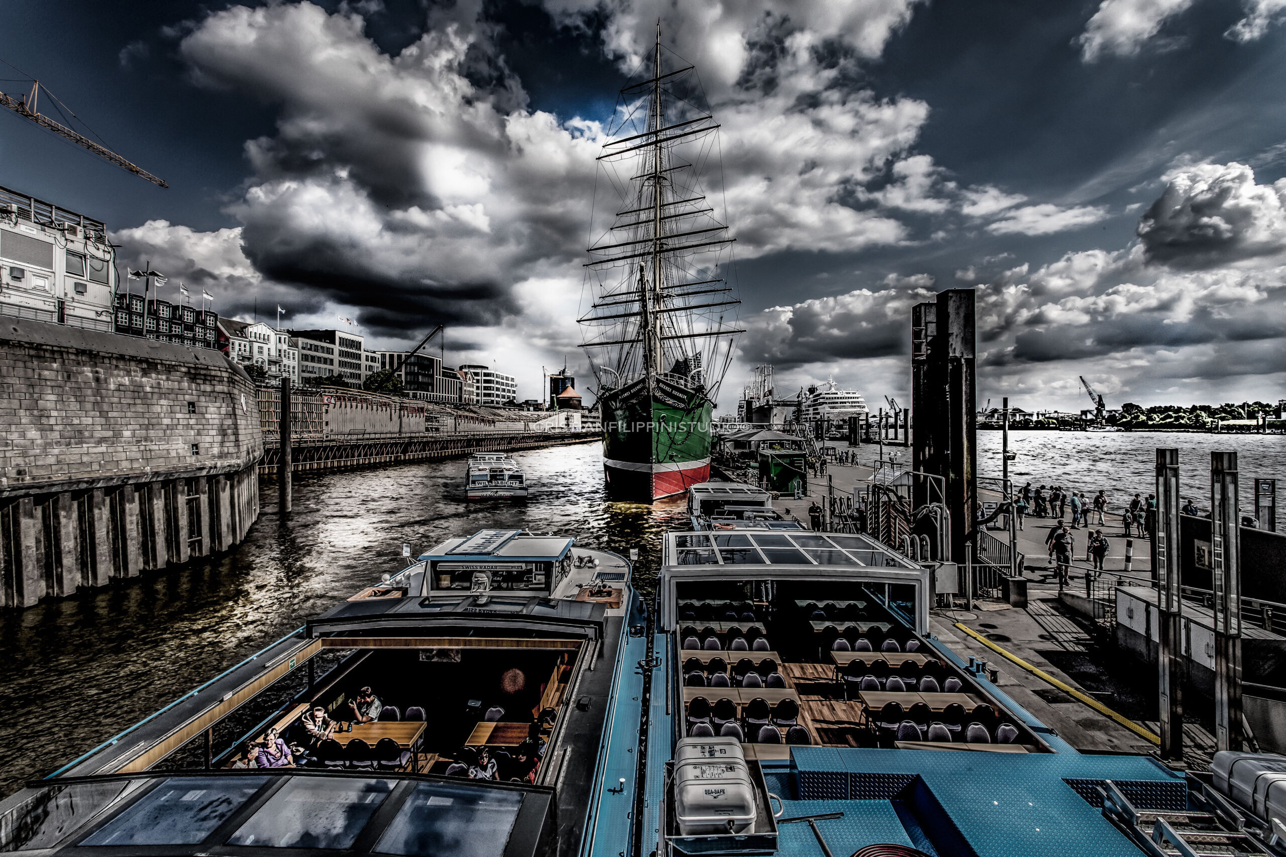 Hamburg Germany | Cristian Filippini Studio © Fine Art Photography Video & Advertising