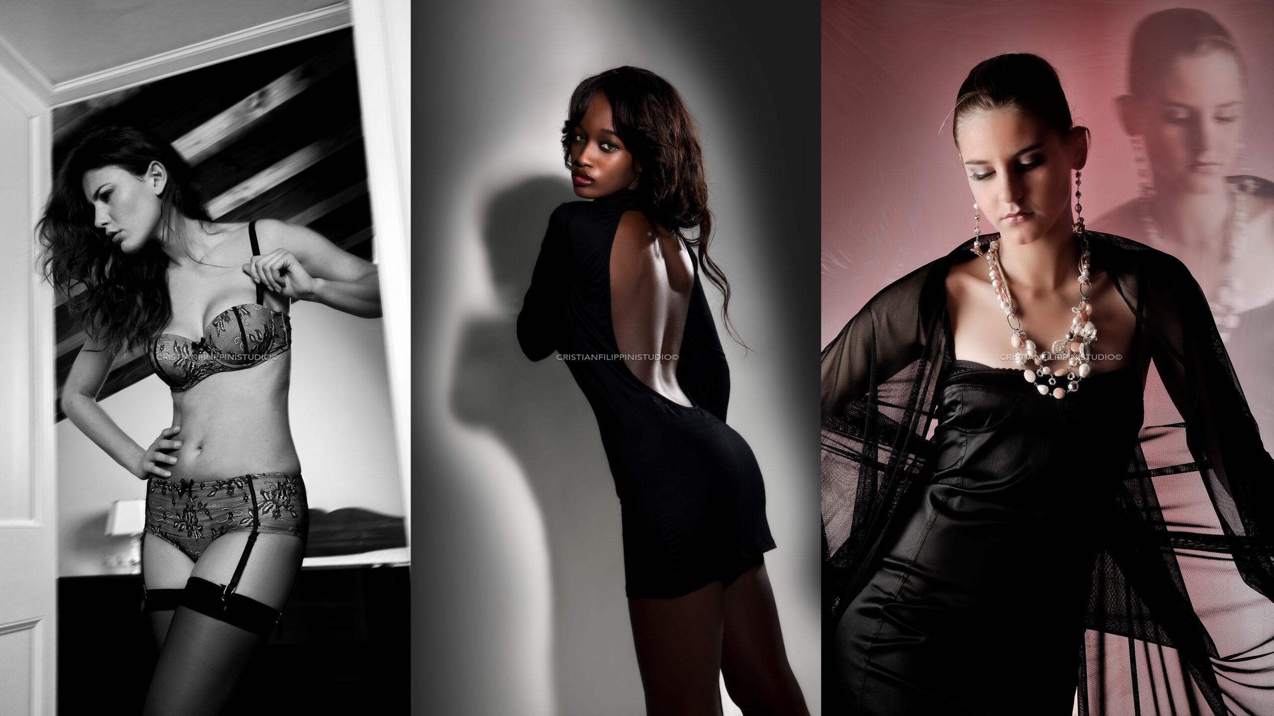 Fashion & Portrait Photography | Cristian Filippini Studio © Fine Art Photography Video & Advertising