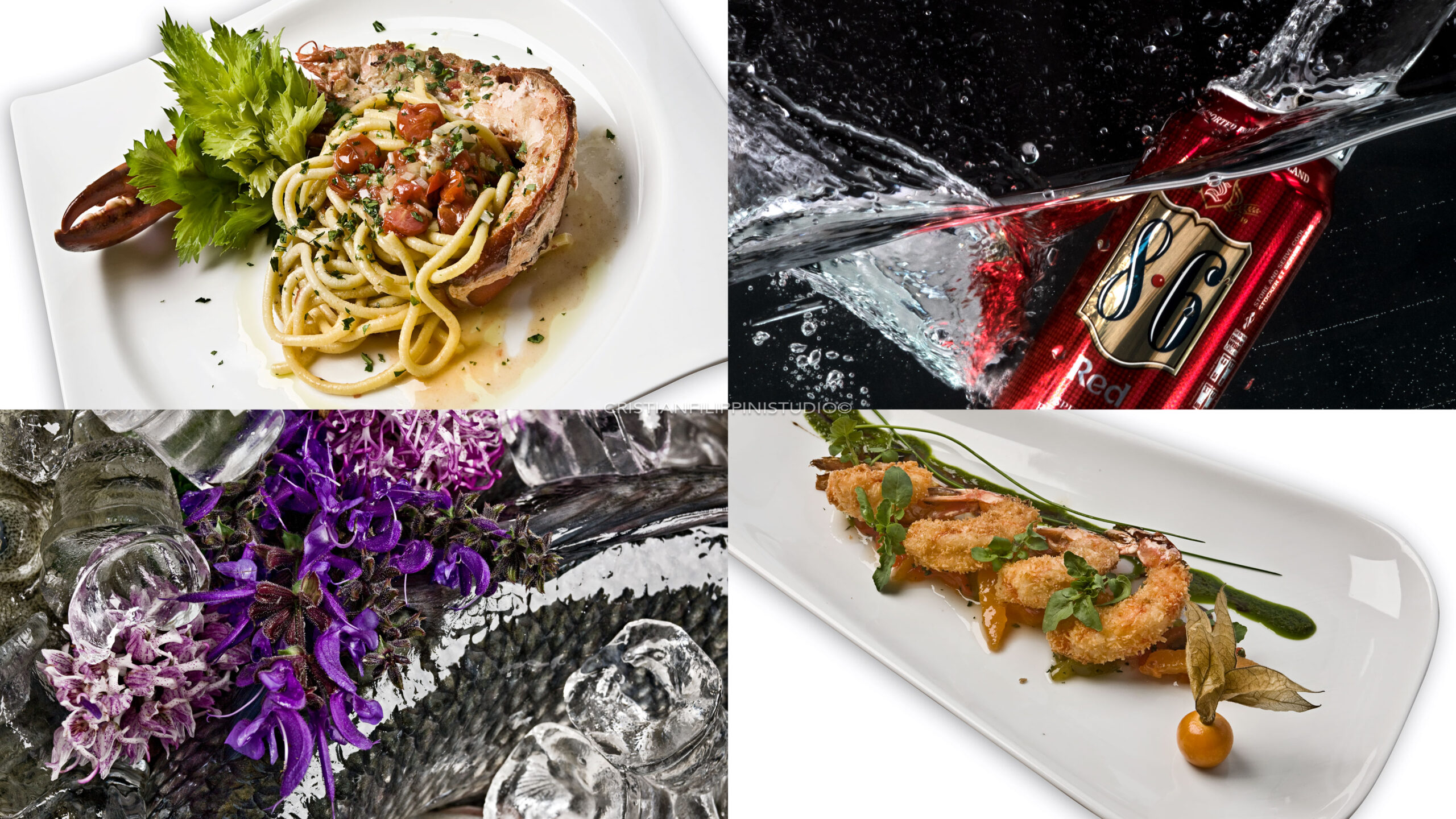 Food & Drink Photography | Cristian Filippini Studio © Fine Art Photography Video & Advertising